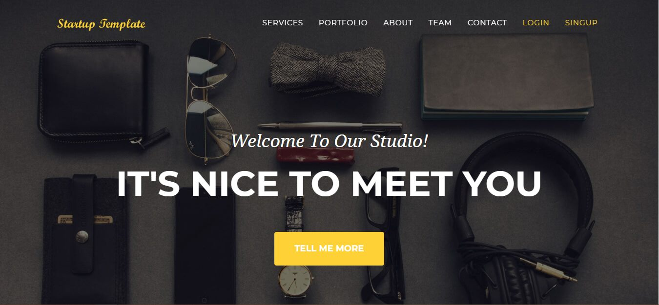 AgencyST - Angular 9 / .Net Core / Startup Template , SaaS - Admin Panel & Stylish Home Page Download